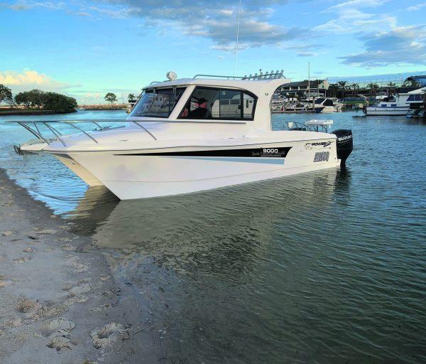 Sports Fisherman Sedan 9000 Series FINAL